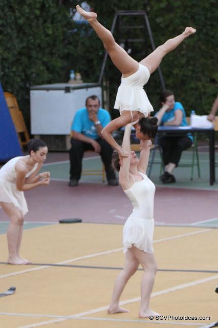Rhythmic Gymnastics III - floor program Y