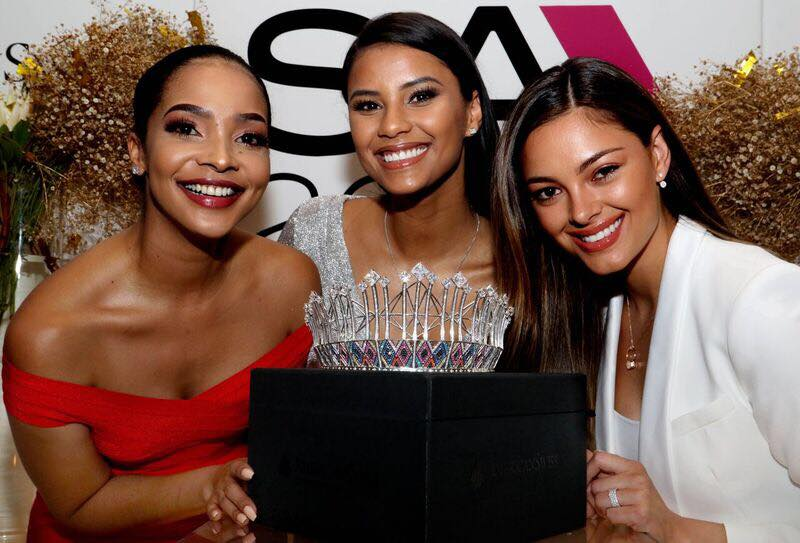 Finalists On 'Following' In Zozi's Footsteps, Changing Role Of Miss SA Amid Covid-19