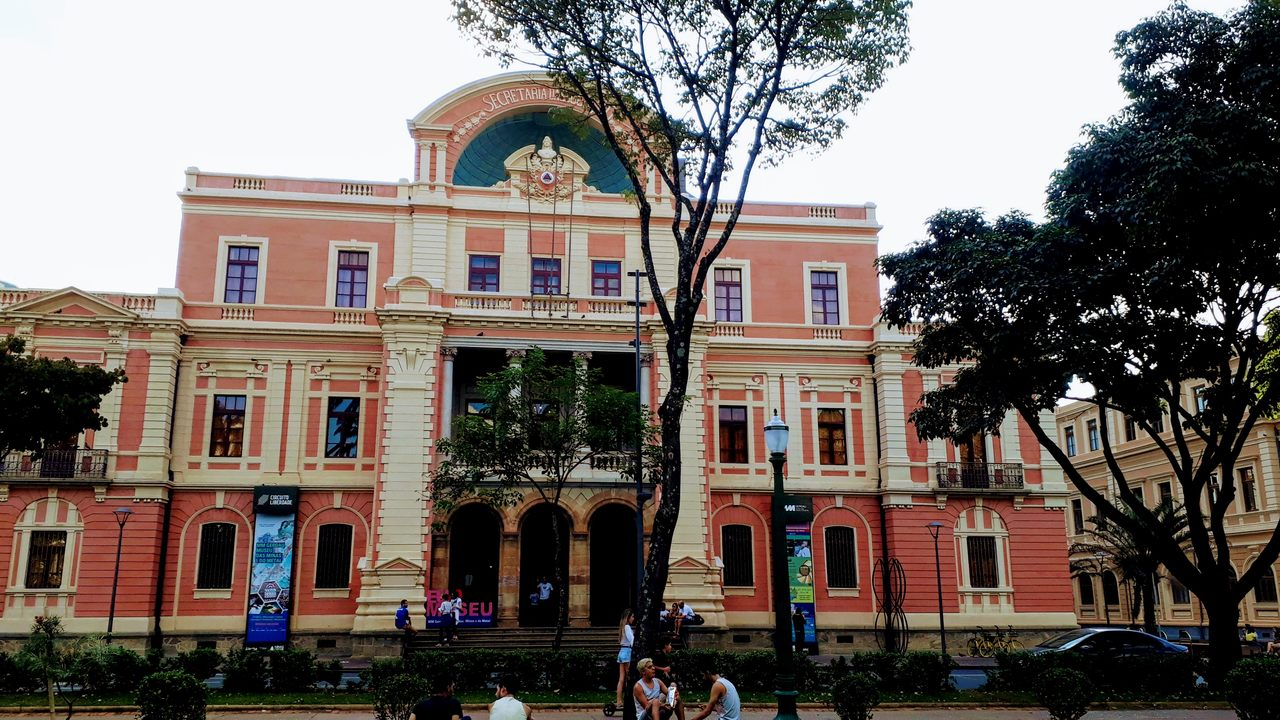 Museu das Minas e do Metal de Belo Horizonte