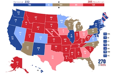 US Presidential Elections 2020 Forecasts, US Presidential Elections Forecasts, US Presidential Elections 2020, US Presidential Elections,