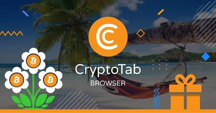 Crypto Tab Browser से कमाएं 17000$ वो भी बिना कुछ करे !