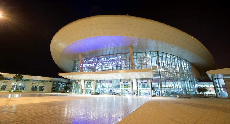 مطار وجدة أنجاد الدولي Angads Airport