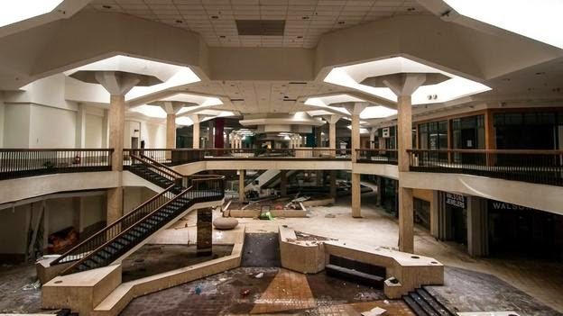 Резултат с изображение за SHOPPING MALLS DYING