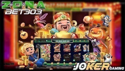 Agen Joker123 Gaming Game Slot Online Terbaru