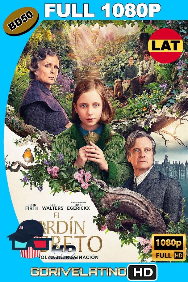 El Jardin Secreto (2020) BD50 FULL 1080p Latino-Ingles ISO