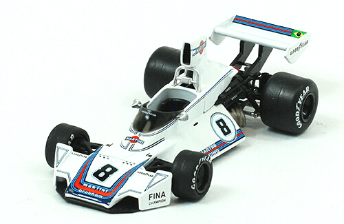 Brabham BT44B 1975 Carlos Pace f1 the car collection