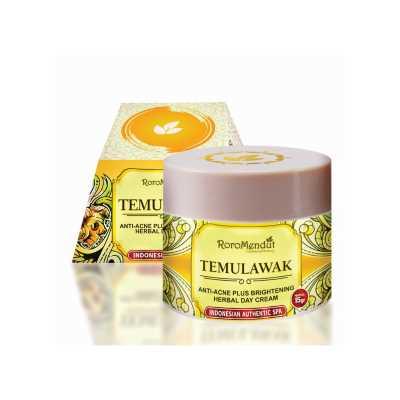 Roro Mendut Temulawak Anti Acne Plus Day Cream
