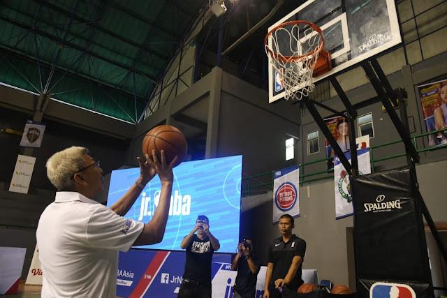 Mawardi Dukung Basket Jadi Ekskul Wajib di Sekolah