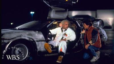 Η αγαπημένη μου ταινία των 80s - Back to the future