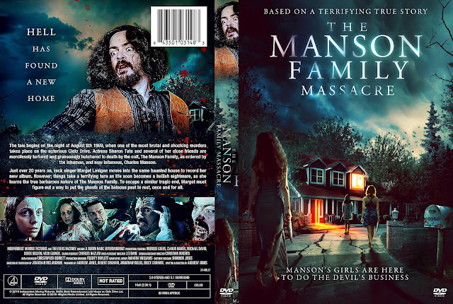 The Manson Family Massacre DVD Cover