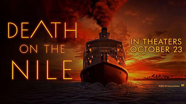 Doğu Ekspresinde Cinayet'in Devam Filmi Death on the Nile'dan İlk Fragman Geldi