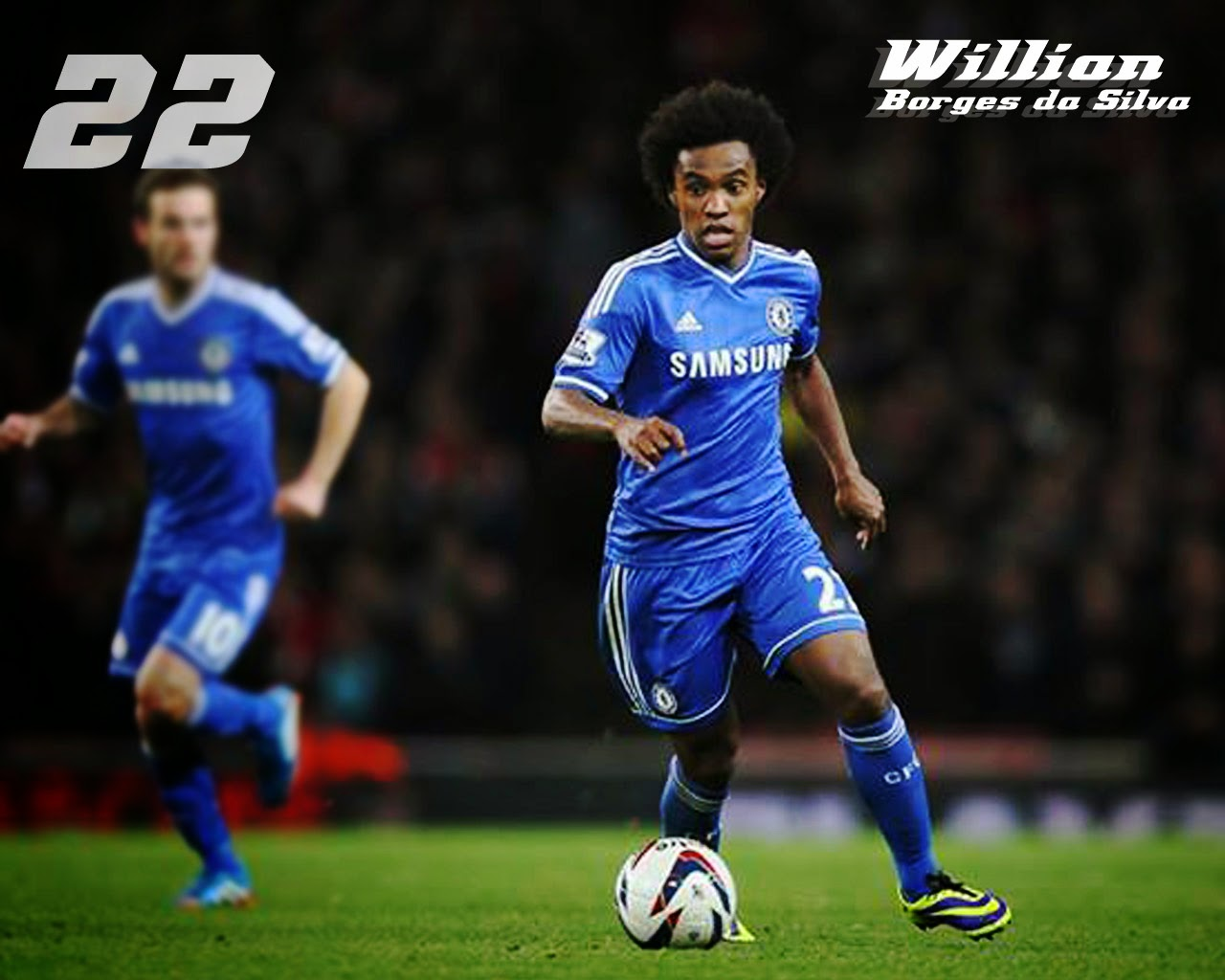Willian Borges Da Silva Wallpaper