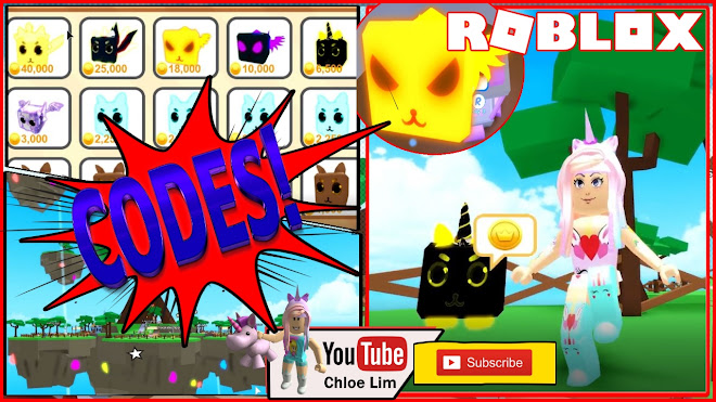 Roblox Pet Ranch Simulator Gameplay! 6 Codes for money and 2 pets! Got a Pheonix from my Rebirth Egg!
