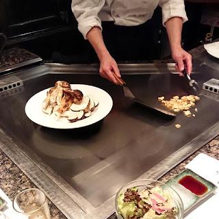 神戸菊水すてーき屋の美味しそうな料理