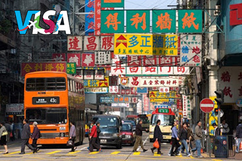 phương tiện đi lại ở Hong Kong