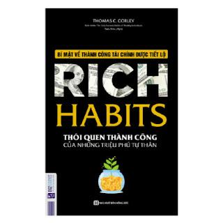 Rich Habits - Thói Quen Thành Công Của Những Triệu Phú Tự Thân ebook PDF EPUB AWZ3 PRC MOBI