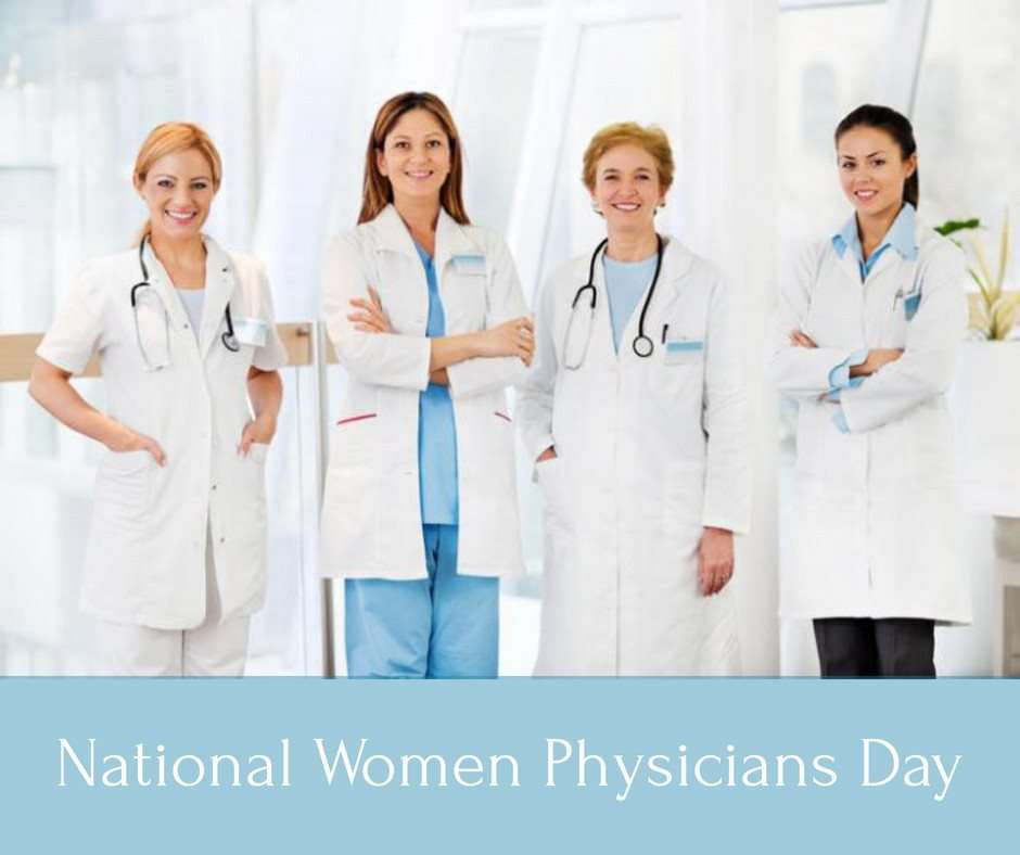 National Women Physicians Day Wishes Images