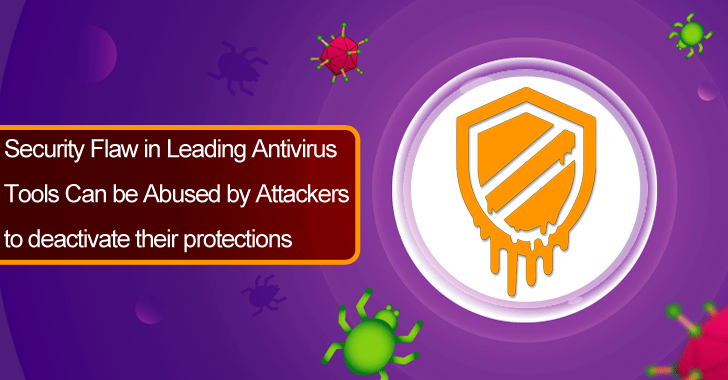Antivirus Softwares Bug Let Hackers Bypass AV & Deactivate Their Protections