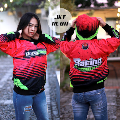 011 Jaket Racing Work Terbaru