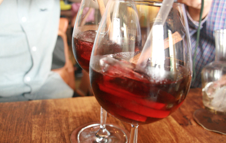 FYR Cycene Ond Drinc - Modern European Recovery Brunch