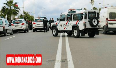 أخبار المغرب: إطلاق النار لتوقيف شخص سرق سيارة بمكناس