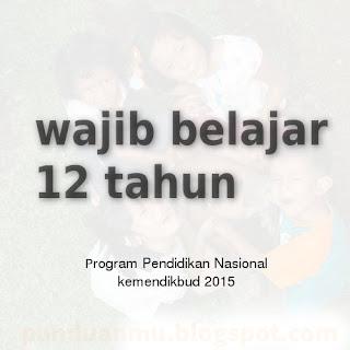 Program Wajib Belajar