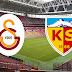 Galatasaray Kayserispor Canlı maç izle