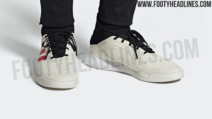 Adidas Predator 19 Paul Pogba Season 5 Fußballschuhe geleakt