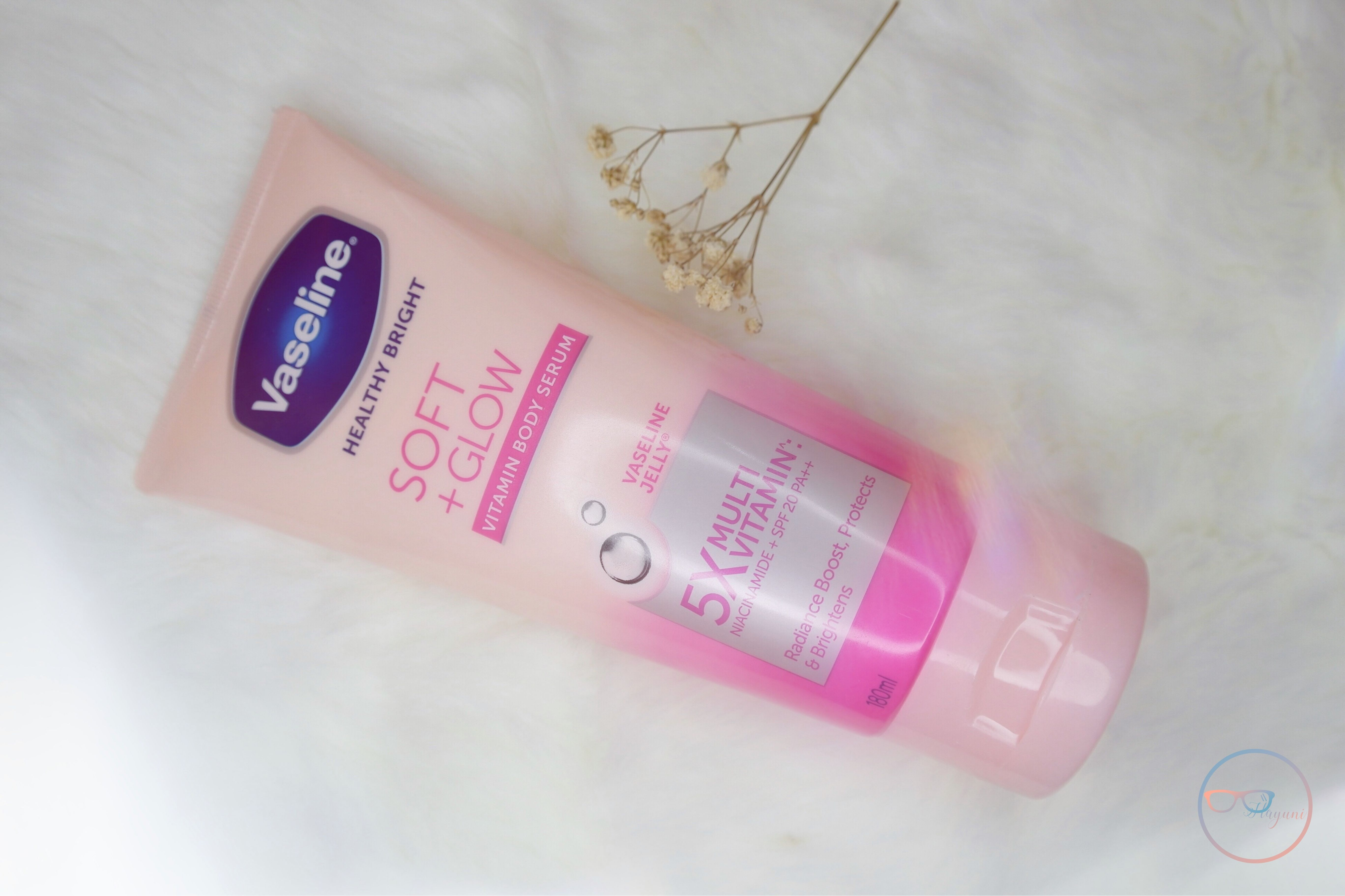 review-vaseline-soft-glow-vitamin-body-serum