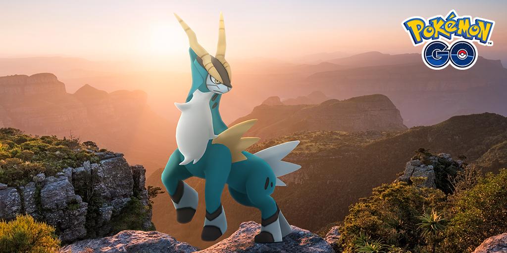 Pokémon GO (Mobile): o lendário Cobalion chega nas reides