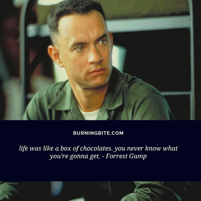 My mama always told me that miracles happen everyday. Some people don't think so, but they do. - Forrest Gump