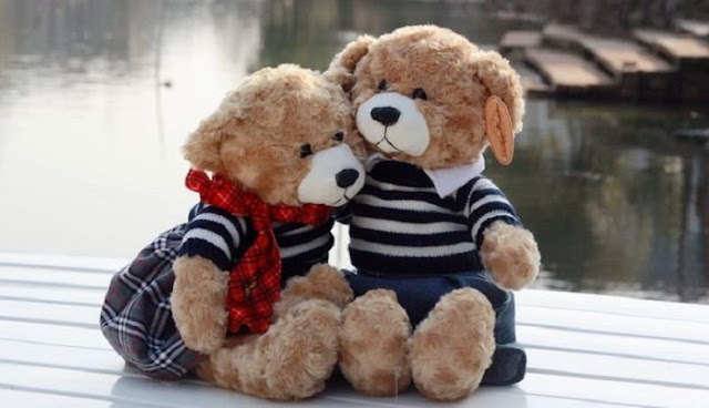 cute teddy bears, couple happy teddy bear day pictures, teddy day pictures