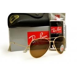 5faa9a3dbaa Ray Ban - Aviator Polarized Gold Frame