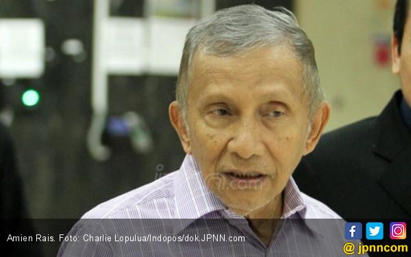 Mantan Kapuspen TNI: Amien Rais Bisa Selamatkan Bangsa