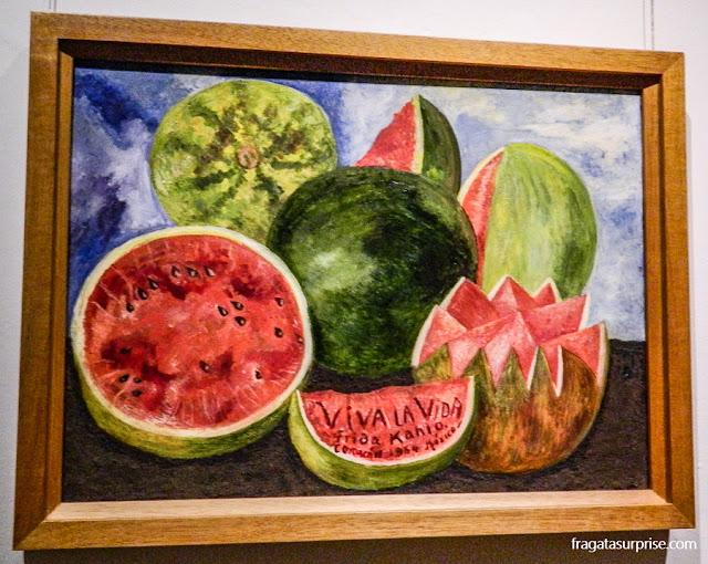 """Obras de Frida Kahlo: """"Viva la Vida"""""""