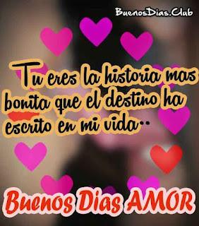 Imagenes De Buenos Dias Amor 2020 Con Frases Para Descargar