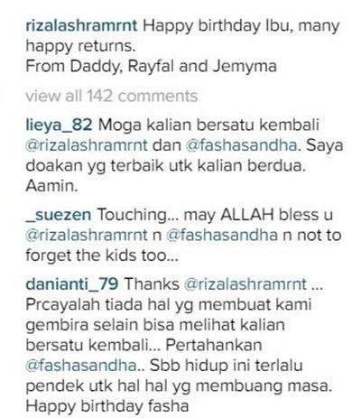 Ucapan Jejai Buat Fasha Sandha Sempena Hari Lahir Cetus Perhatian Netizen!