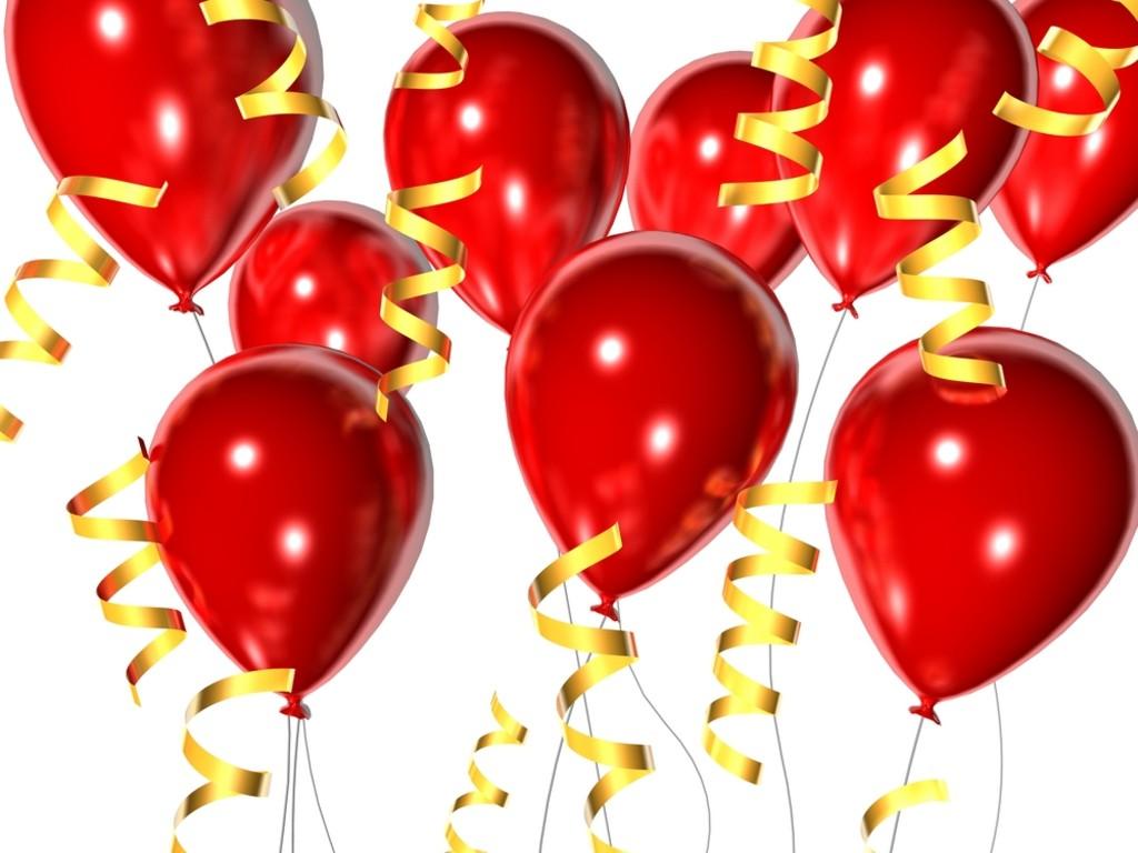 free clip art balloons celebration - photo #7
