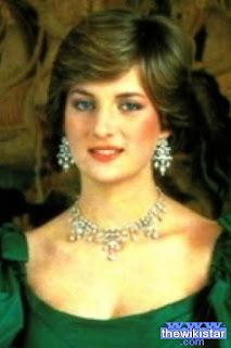 ديانا، أميرة انجليزية تحمل لقب اميرة ويلز (Diana, Princess of Wales)