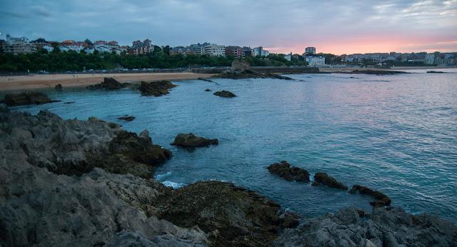 Playa del Sardinero Santander