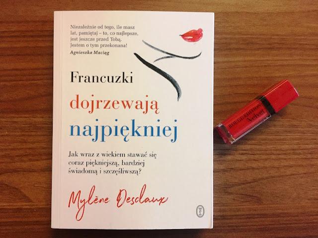 """Recenzje #131 - """"Francuzki dojrzewają najpiękniej"""" + konkurs - nagłówek - Francuski przy kawie"""