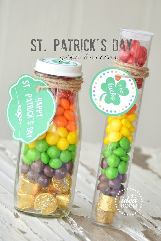 St. Patrick's Day Treat Gift from The Idea Room