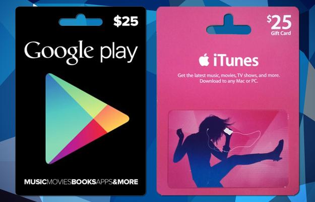 شرح كيفية الحصول على بطاقات أيتونز و جوجل بلاى مجانية !