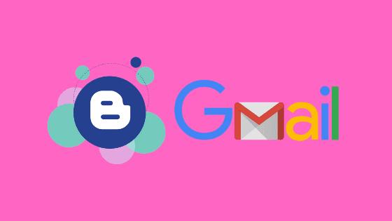 cara memindah blog ke gmail lain