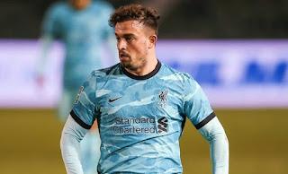 Xherdan Shaqiri not interested in quitting Liverpool this season