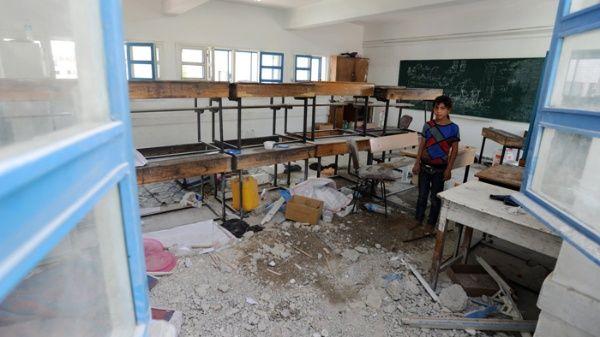 ONU: Más de 500 escuelas atacadas en países en conflicto