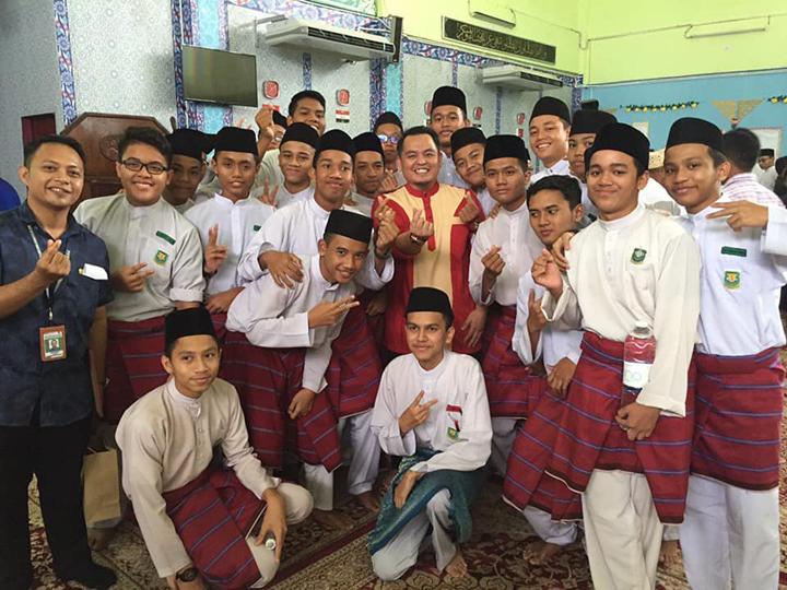 SMKA Sheikh Abdulah Fahim Nibong Tebal
