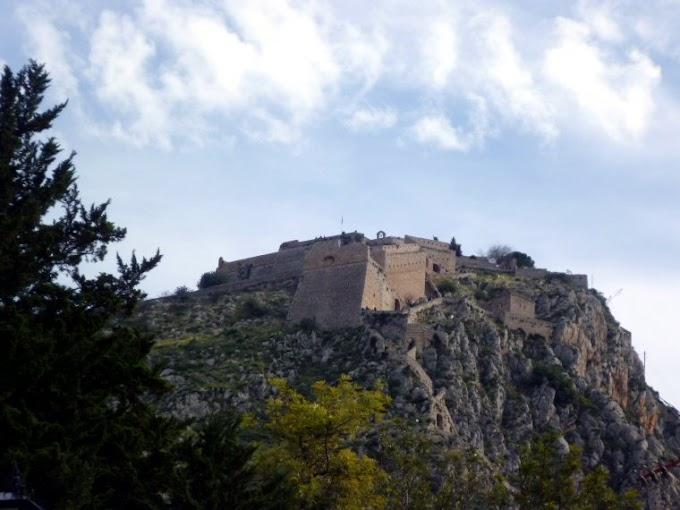 Ναύπλιο - Παλαμήδι
