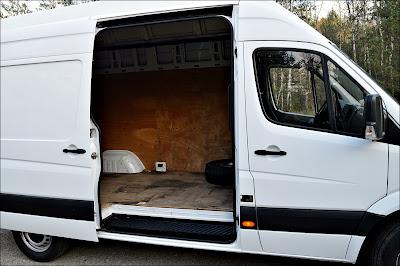 Drzwi rozsuwane Mercedes Sprinter Jaworzno