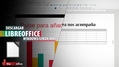 Como Descargar LibreOffice Ultima Versión para PC